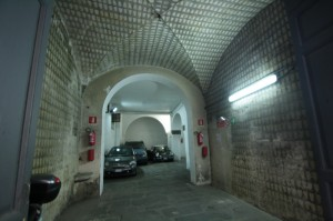 Garage Sole Interno - Florence Parking