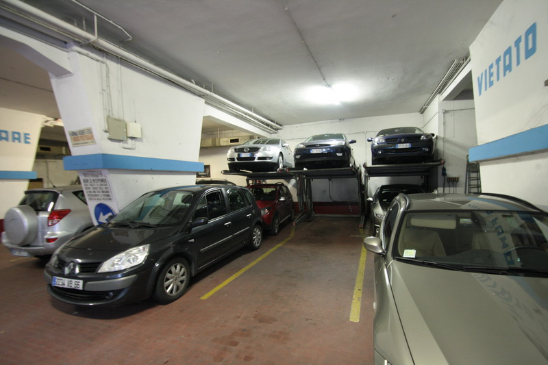 Garage Verdi Firenze - Florence Parking