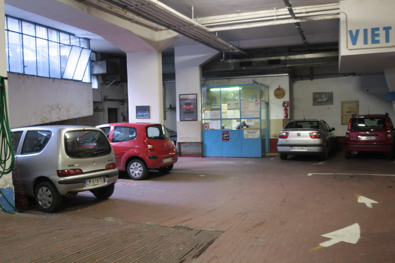 Garage Verdi - Florence Parking