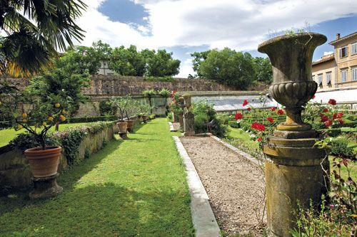 Toscana esclusiva for Giardino torrigiani