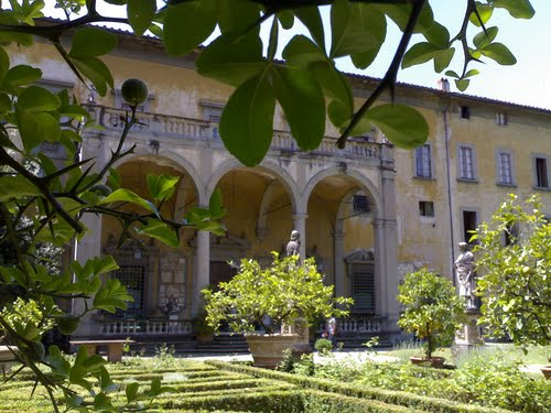 Romeo and juliet for Giardino orticoltura firenze aperitivo