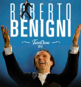 Roberto Benigni in Tutto Dante