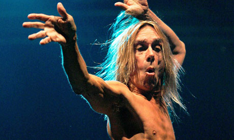Iggy Pop & The Stooges