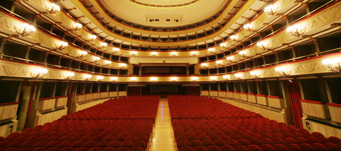 Teatro verdi a Firenze
