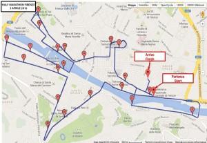 Percorso-Half-Marathon-Firenze-Parcheggi-Nel-Centro-FlorenceParking