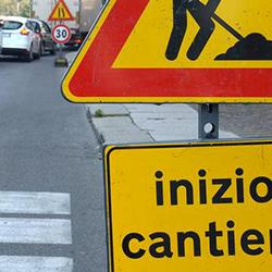 Cantieri e manifeastazioni a Firenze