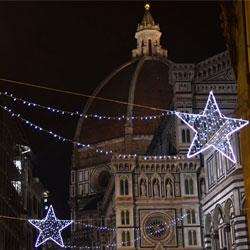 Parcheggiare per il periodo di atale a Firenze