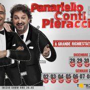 Panariello Conti e Pieraccioni al Teatro Verdi
