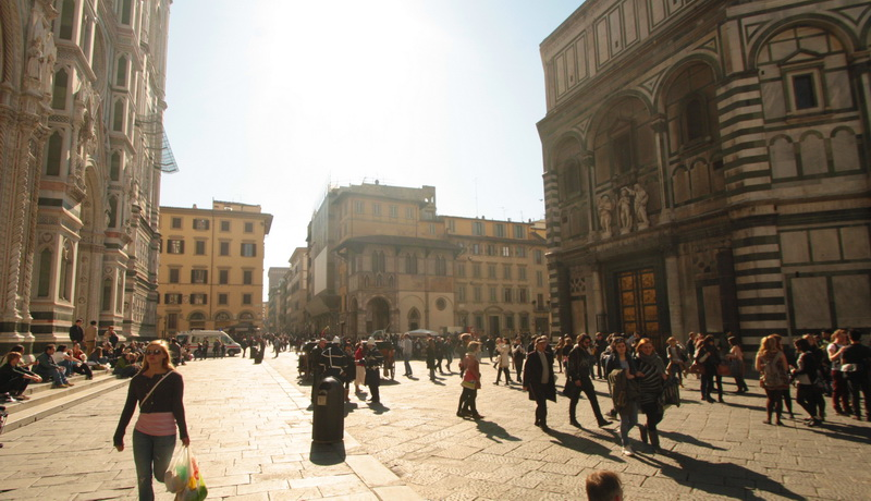 ZTL a Firenze - Centro Storico