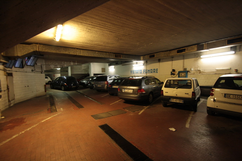 Il Garage Verdi all'interno - Florence Parking