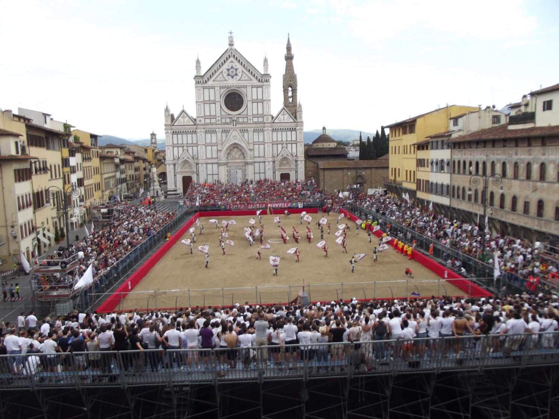 Calcio Storico Fiorentino 2012