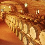Botti vino Chianti