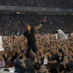 Bruce Springsteen in the concert