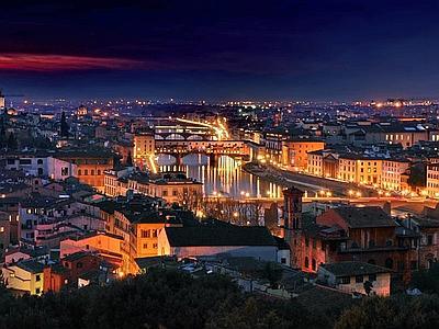 Firenze-ztl-notturna-Florence Parking
