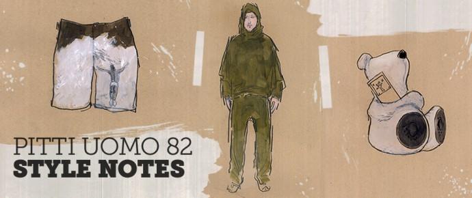 Pitti Uomo 82 Style- Parcheggiare a Firenze