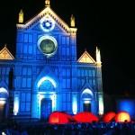 Benigni Piazza Santa Croce Firenze