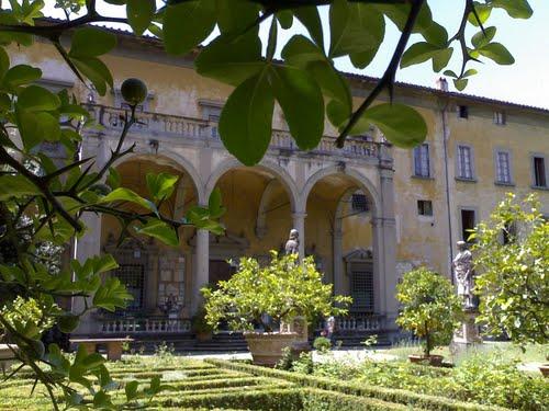 Giardino Palazzo Corsini - Florence Parking