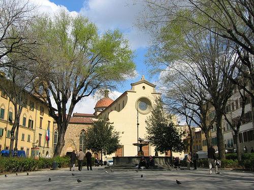 Piazza Santo Spirito Firenze - Florence Parking