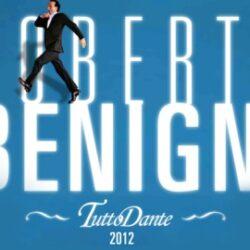 Roberto Benigni a Firenze
