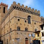Museo del Bargello Esterno - Florence Parking - Parcheggiare a Firenze
