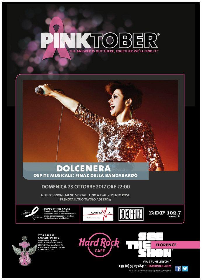 Pinktober a Firenze