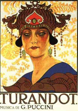 Turandot al Teatro Goldoni