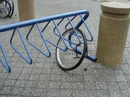 Per non farti rubare la bici vieni al Florence Parking