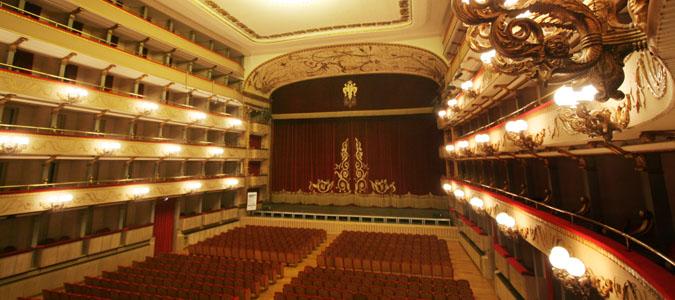 Teatro Verdi a Firenze stagione 2012-2013