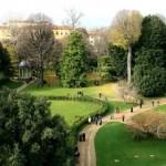 Il giardino della Gherardesca a Firenze