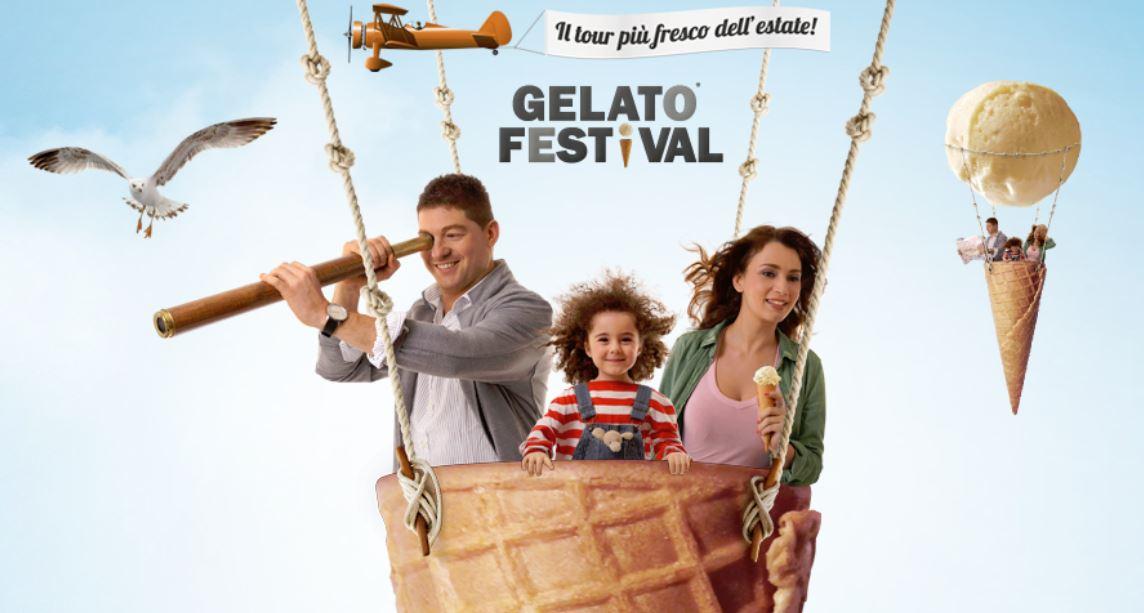 Festival del gelato a Firenze 2013