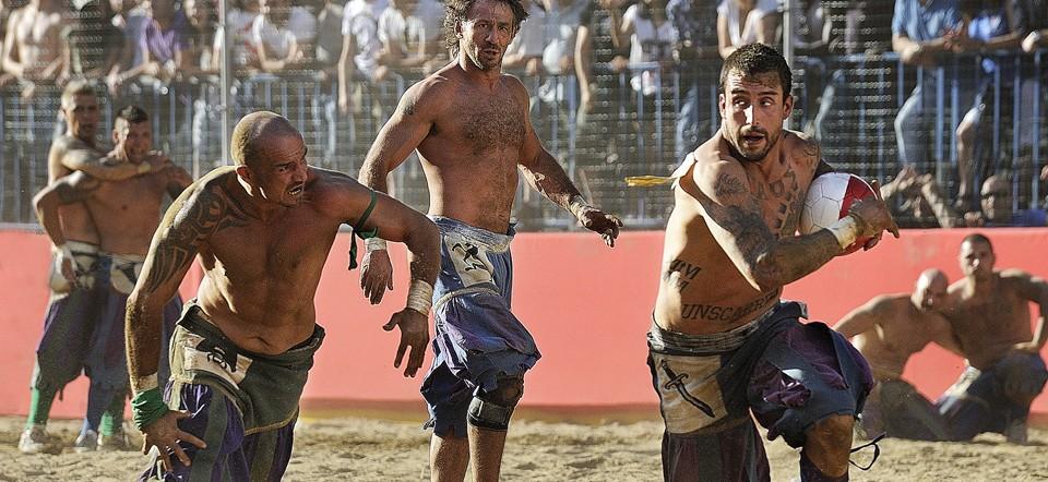 Calcio Storico Fiorentino i calcianti