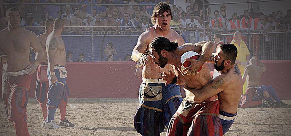Calcio Storico Fiorentino la sfida