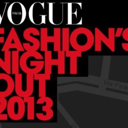 VOGUE FASHION NIGHT 2013