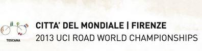 Firenze, città dei mondiali di ciclismo 2013