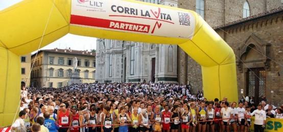 Corri la vita 2013 a Firenze