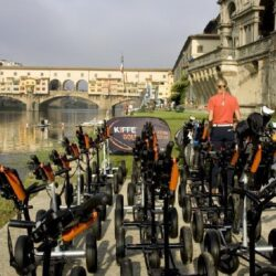 In City Golf, 18 buche sull'Arno