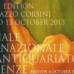 Biennale dell'Antiquariato a Palazzo Corsini