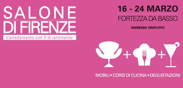 Salone di Firenze dal 15 al 23  Marzo