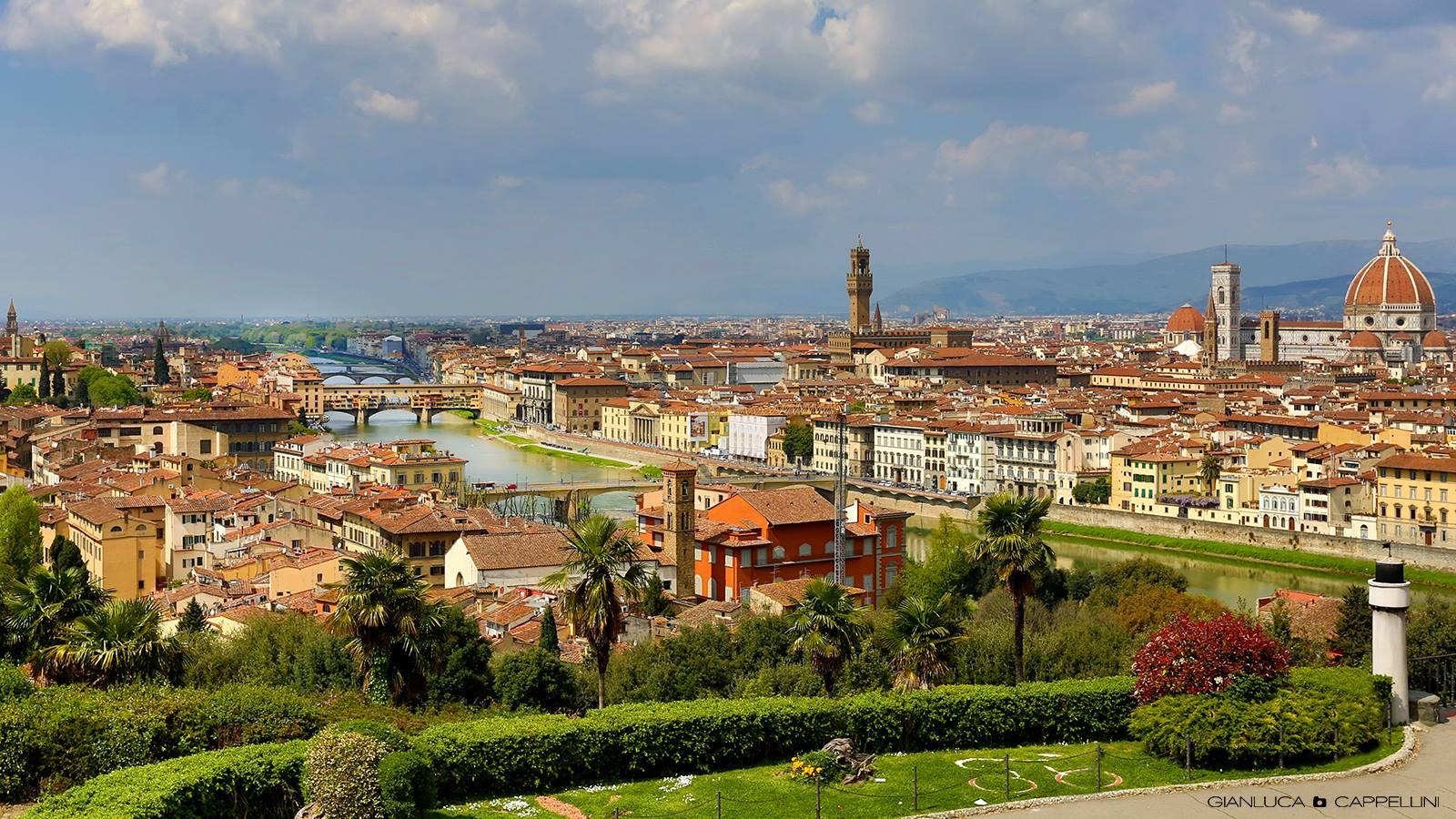 Cosa fare a Firenze per il ponte del 25 Aprile e 1 Maggio