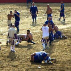 Calcio Storico Fiorentino 2014