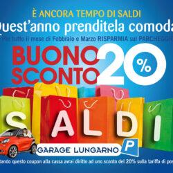 Garage Lungarno, promozione Febbraio e Marzo 2015