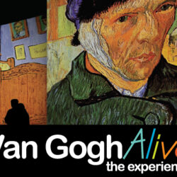 Van Gogh Alive arriva nel cuore di Firenze
