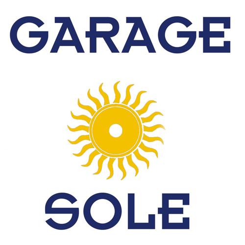 Garage Sole aperto per tutto Agosto
