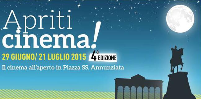 Apriti Cinema 2015