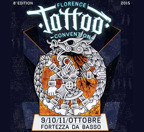 Florence Tattoo Convention 2015