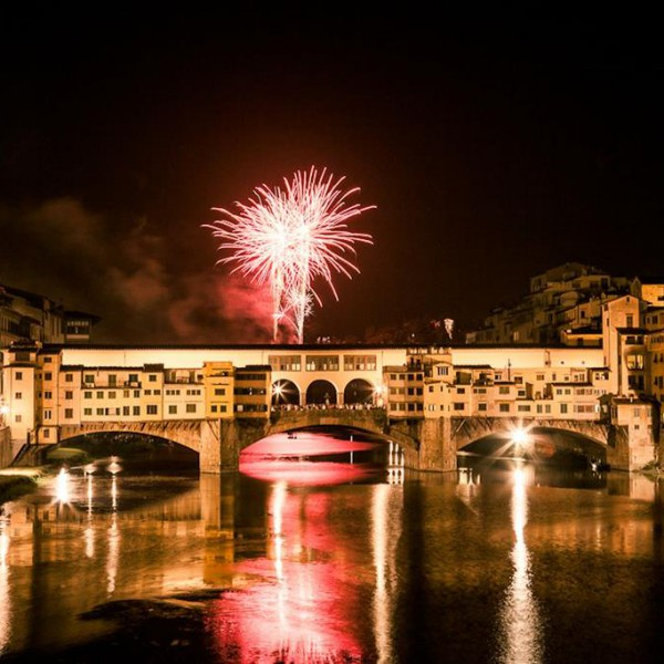 L'ultimo dell'anno a Firenze parcheggia da noi
