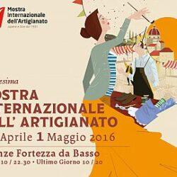 Mostra mercato internazionale dell'artigianato 2016