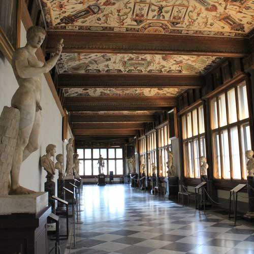 Gli Uffizi? Il museo più bello d'Italia