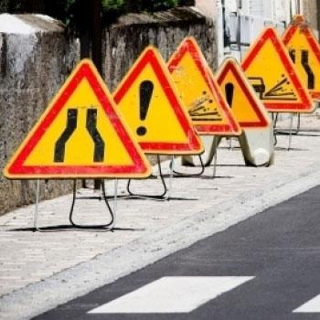 Lavori stradali dal 9 ottobre a Firenze