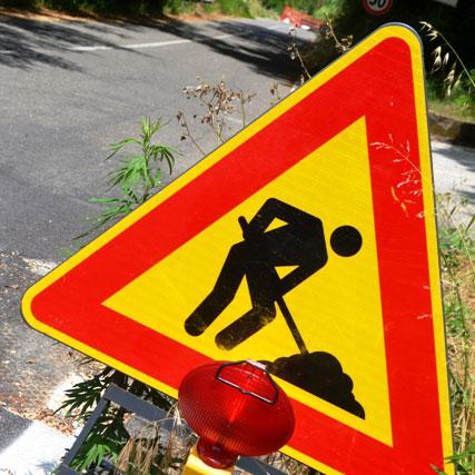 Lavori e cantieri per le strade di Firenze nella settimana del 28 novembre